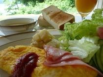 朝食 洋食タイプ