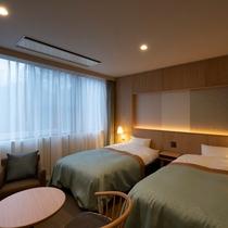 シーリー製のベッドで安らかな夜のひとときを。快眠をお約束。