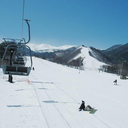 Mt.乗鞍(旧乗鞍高原温泉スキー場)2