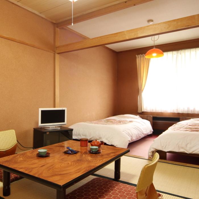 代表的な部屋の一例