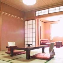 代表的な客室の一例