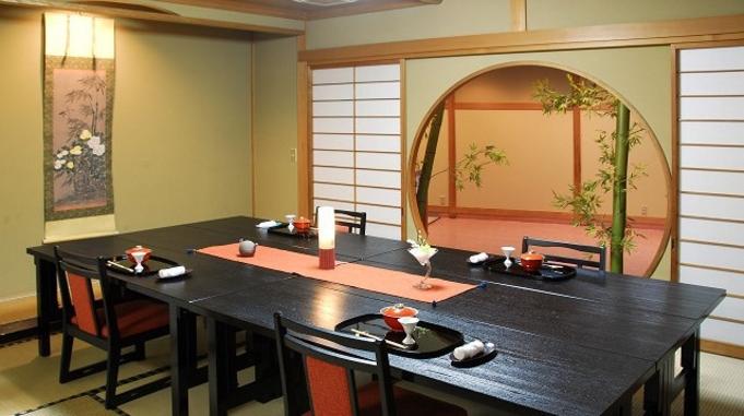 【1日4組限定】個室でゆったりお食事プラン【巡るたび、出会う旅。東北】