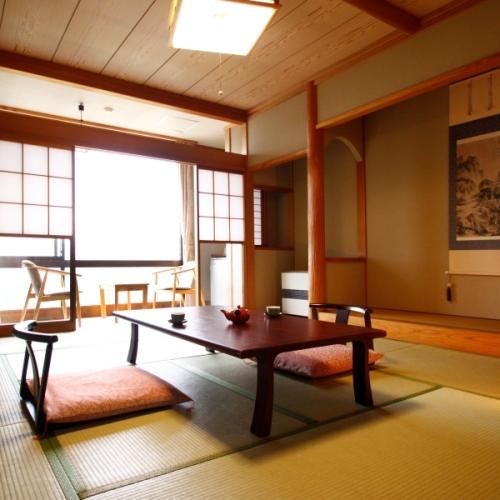 【和室8〜12畳】当館の標準的なお部屋