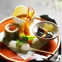 ■【薫の料理】前菜の盛り合わせ
