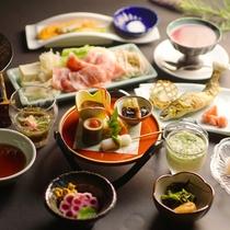 ■【薫の料理】リーズナブルな基本会席