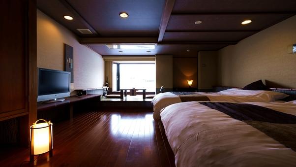 【燈AKARI】コンフォート客室(ツイン)