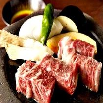 長野県のブランド牛「信州牛」!脂身もさっぱりとお召し上がりいただけます。