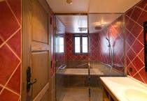 スーペリアツイン・ダブルルーム浴室