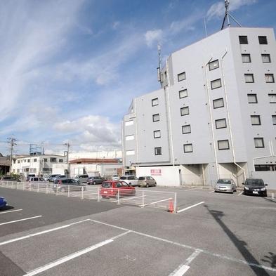 【ゆったり12時アウト】でゆっくりホテルstay!無料駐車場・大人気の朝食バイキング付/大浴場あり