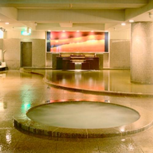 女性大浴場・華の湯