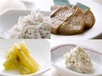 静岡の食材を使用した朝食ブッフェ