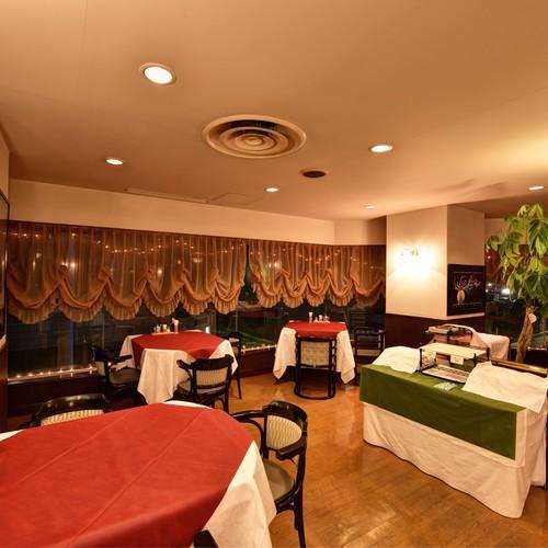 【レストラン「クレドール」】卓越したシェフの料理をご堪能いただけます。(要事前予約)