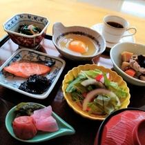 【6月限定】割烹「山海」和朝食