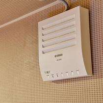 【Wi-Fi完備】館内・お部屋でWi-Fiを無料でご利用頂けます。※状況によってはつながりにくいこと
