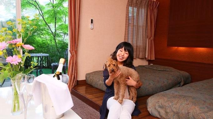 【スタンダード】 軽井沢で愉しむ南仏料理フルコースディナー 愛犬と思い出に残る楽しいひと時