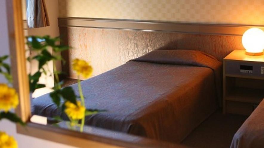 ■スタンダードルーム コンパクトなお部屋