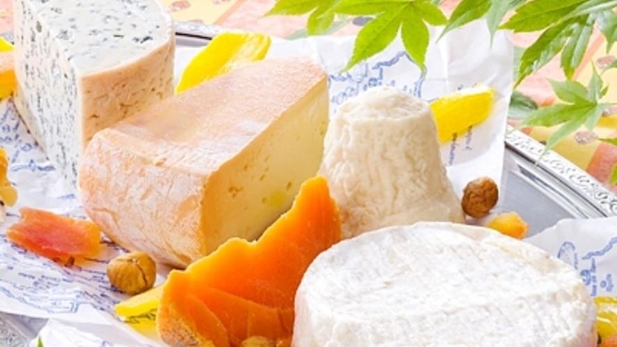 ■フランス産チーズ フランス産チーズはワインにピッタリ