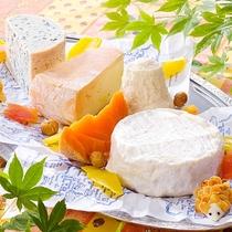【フランス産チーズ】