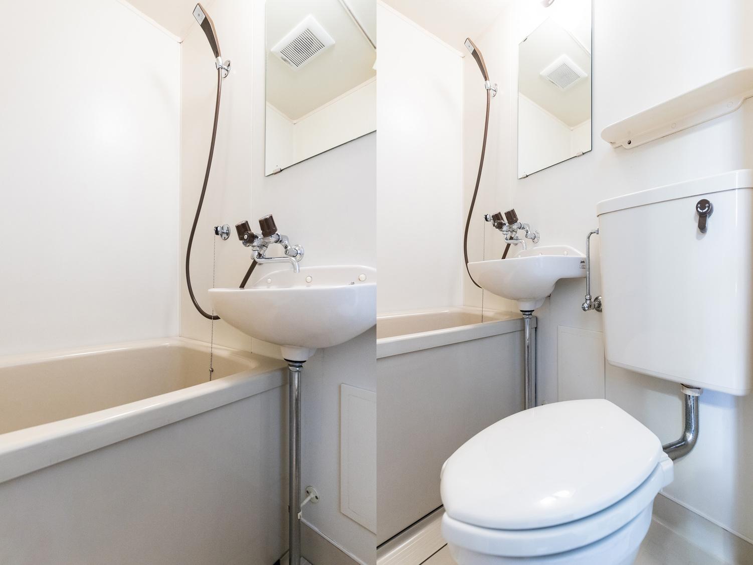 ツインデラックスルーム トイレ
