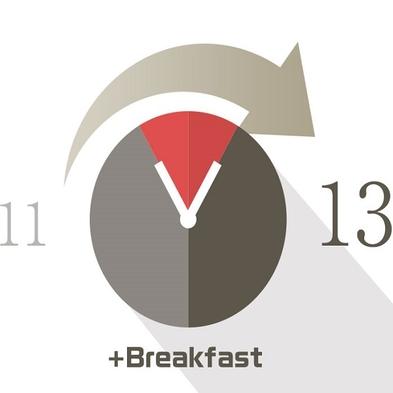 ポイント2倍!【レイトチェックアウトプラン】〜13時まで滞在OK!≪ご朝食付≫
