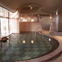 ■ 喜楽の湯 内湯(セントラルタワー4F大浴殿)