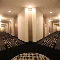 ■客室階廊下