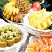 フルーツ※朝食例