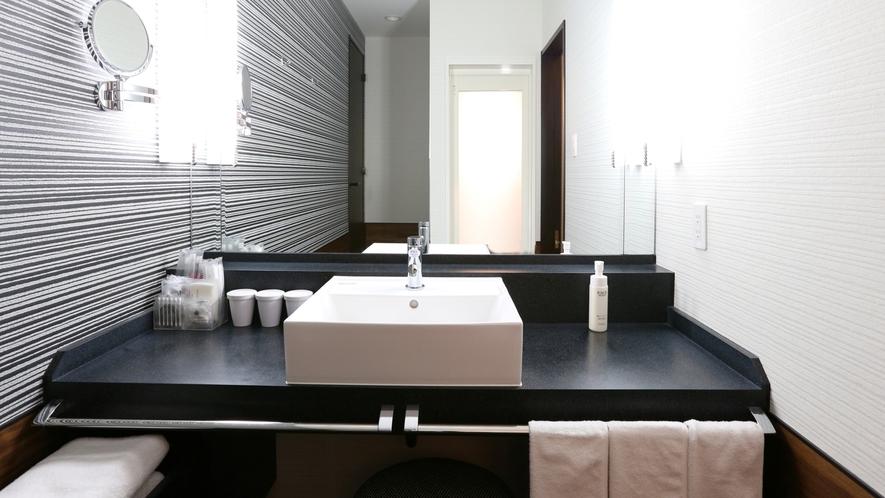 コテージツイン 洗面所