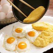 卵料理※朝食例