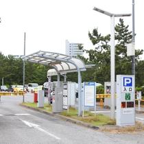 ■駐車場(有料)
