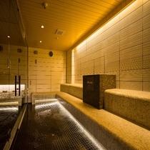 ■女性専用大浴場 若紫の湯 サウナ(イーストウイング1階)