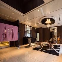 ■女性専用大浴場 若紫の湯 入口(イーストウイング1階)
