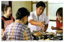 宿主の料理説明
