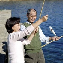 海釣りもおすすめ