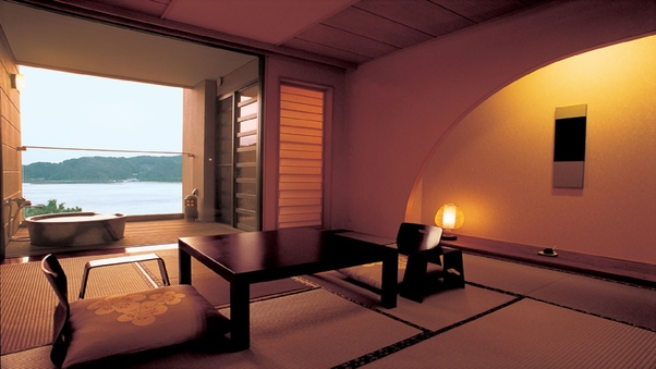 南伊豆で過ごす絶景の露天風呂付和室12畳