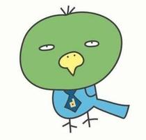 ◆ドーミーインオリジナルキャラクター ドーミーいんこ♪(正面)