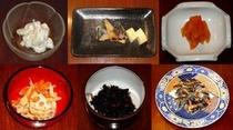 朝食は日替わり和定食です♪(600円)
