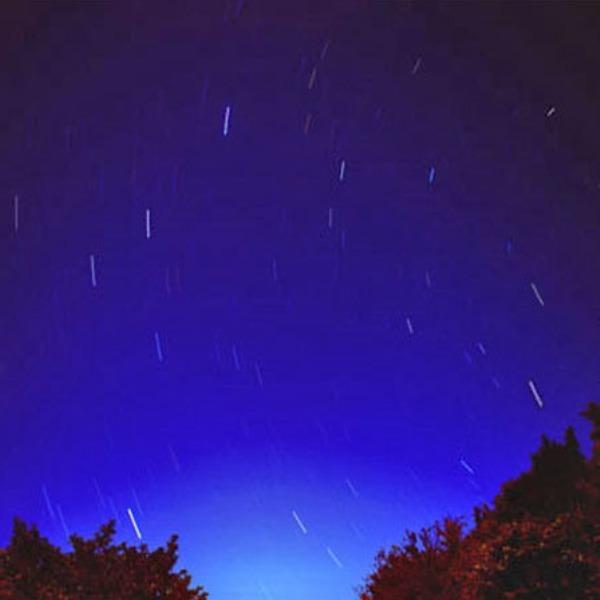 日本一の夜空