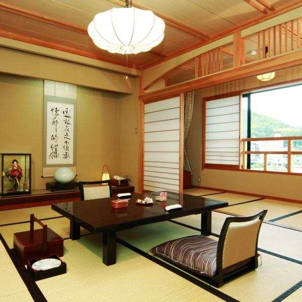 東館特別室のお部屋のイメージです