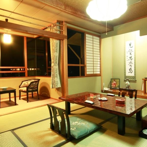 本館和室10畳のお部屋のイメージです