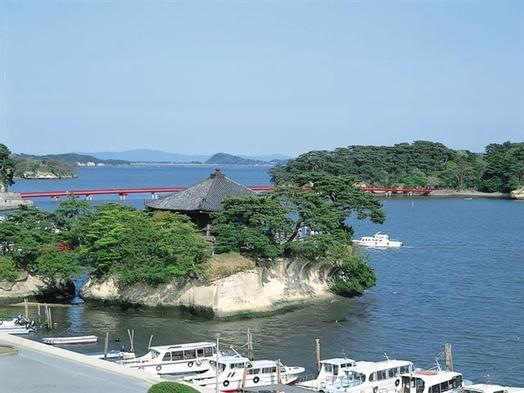 行こう松島♪二大観光名所「瑞巌寺」「五大堂」を現地係員がガイドいたします!!(素泊まり)