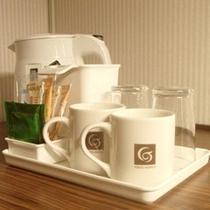 ■オリジナルマグカップとお茶セット