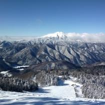 ■野麦峠スキー場1