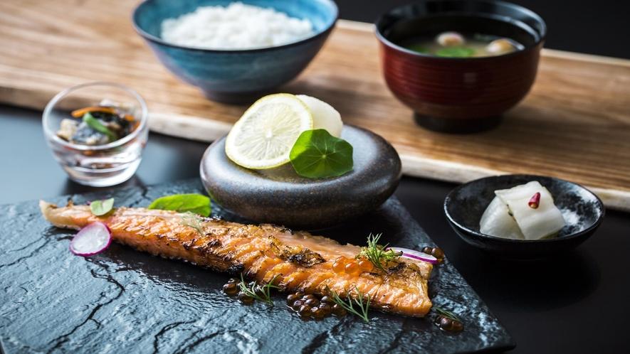 【ランチ】北海旬魚御膳