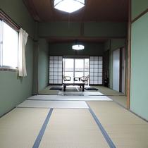 【お部屋】おまかせ和室*人数に合わせて準備いたします。