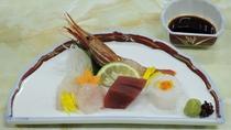 *【お料理】夕食一品 一例*ぷりっぷりのえび♪