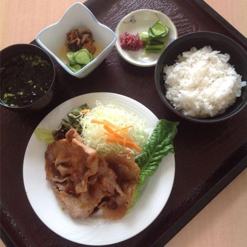 【ビジネス応援・1泊2食付き】当館レストラン浪漫☆人気メニュー!「豚生姜定食」プラン♪