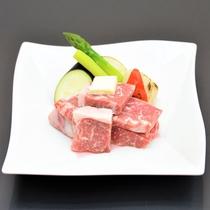 ステーキ‐定食