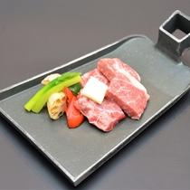 ステーキ‐定食1