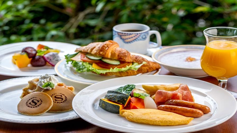 【楽天トラベルセール】自慢の朝食ビュッフェ付デラックスタイプ